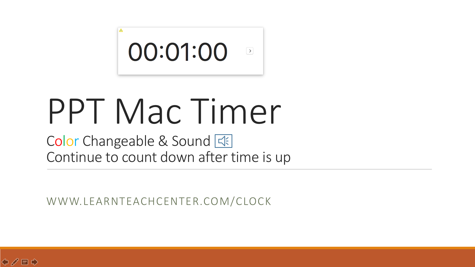 PPT Mac Timer CSP