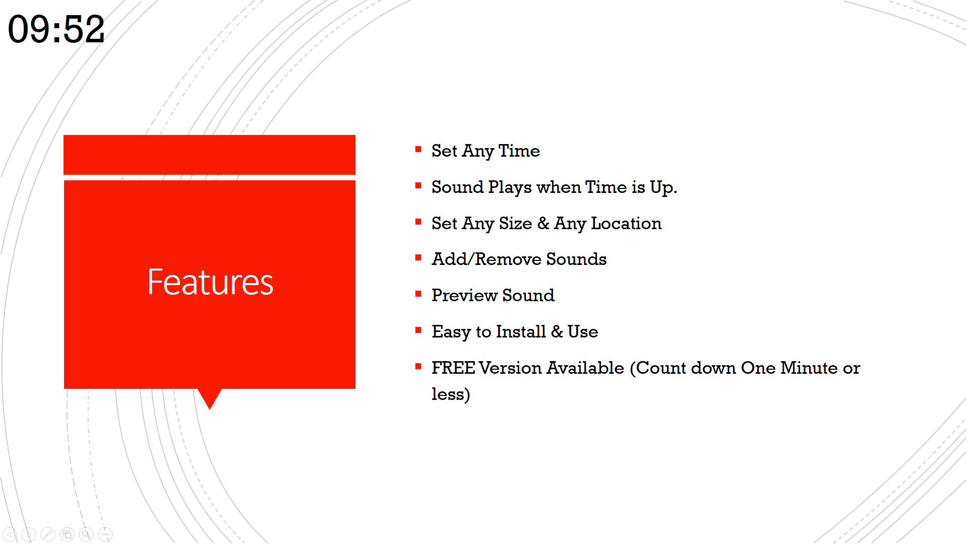 24 Timer Sound ltc timer s free - ltc clock